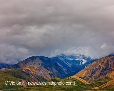 Denali Mountains